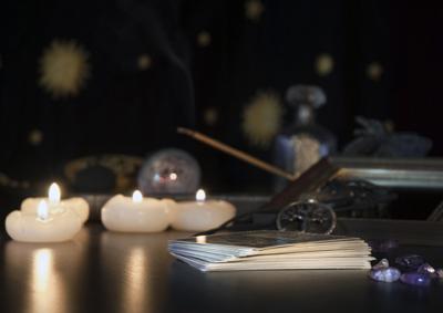 Tarot Kartendeck als wesentlicher Bestandteil der Esoterik und Religion
