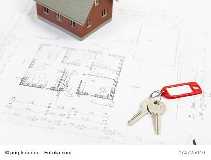 Musterhaus Bauplan - Hausbau leicht gemacht