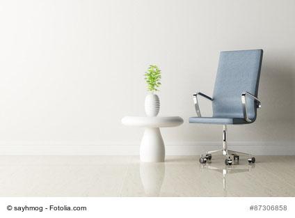 Ergonomischer Bürostuhl für den Einsatz an der Uni und im Job