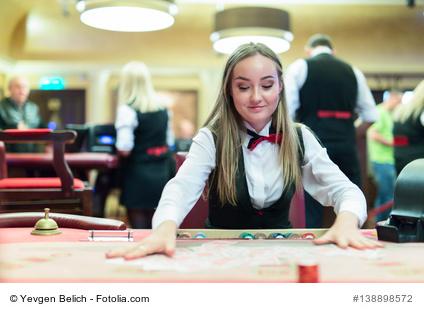Nebenjob im Casino - auch für Studierende möglich