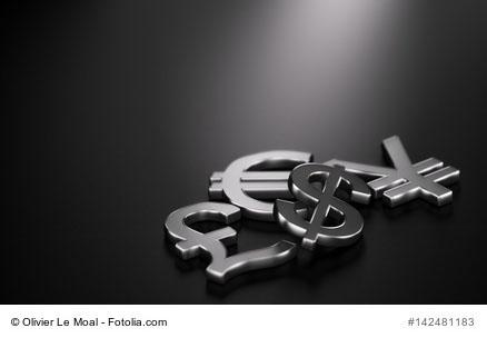 Forex Trading mit Währungswerten